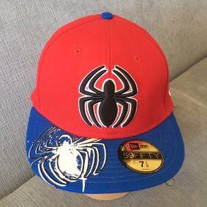 Wool Marvel Spider-Man Hat